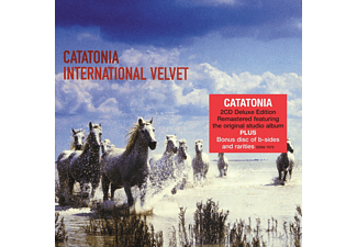 Catatonia - International Velvet (Deluxe Edition) - (CD)