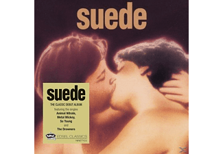 Suede - Suede (Mini Replica Sleeve) - (CD)