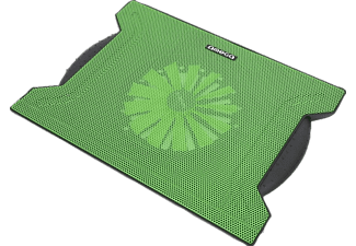 OMEGA Laptop Cooler Pad (Chilly) 1 Fan Green - (OMNCP8088G)