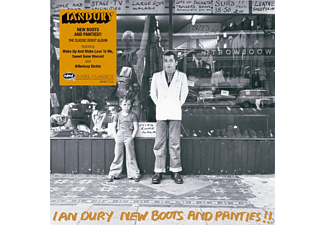 Ian Dury - New Boots And Panties (Mini Replica Sleeve) - (CD)