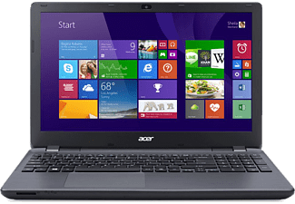 ACER E5-571G-37WG 15,6 inç Intel Core i3-4005U 1.7 GHz 4 GB 500 GB Windows 8.1 Notebook