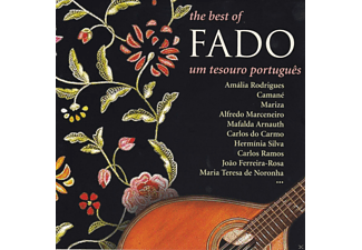 VARIOUS - Best Of Fado [CD]