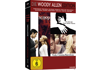 Die Woody Allen Edition - (DVD)