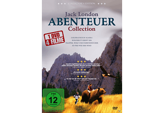 Jack London Abenteuer Collection [DVD]