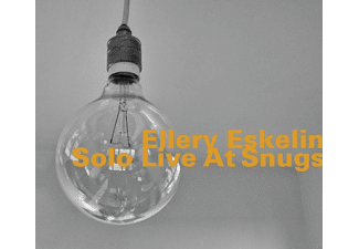 Eskelin Ellery - Solo Live At Snugs - (CD)