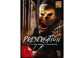 Preservation [Blu-ray + DVD]