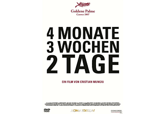 4 Monate, 3 Wochen, 2 Tage - Home Edition - (DVD)