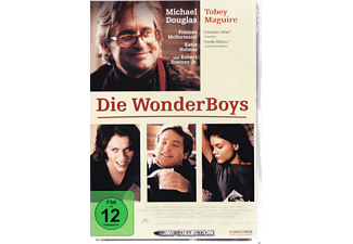 Die Wonder Boys [DVD]