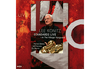 Lee Konitz, Florian Weber, Jeff Denson, Ziv Ravitz - Standards Live - At The Village Vanguard [CD]
