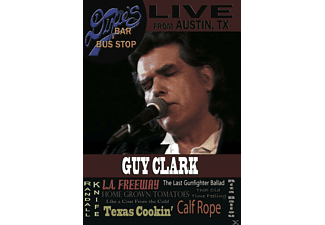 Guy Clark - Live From Dixie's Bar & Bus Stop, Austin/Texas - (DVD)