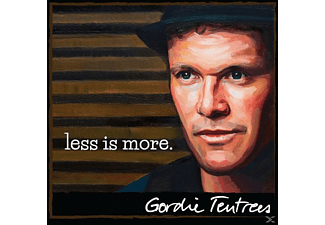 Gordie Tentrees - Less Is More - (CD)