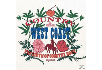 VARIOUS - Country & West Coast-Birth Of Country Rock - (CD)