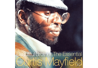 Curtis Mayfield - Beautiful Brother - The Essential Curtis Mayfield (CD)