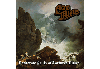 Age Of Taurus - Desperate Souls Of Tortured Times - (CD)