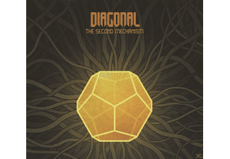 Diagonal - The Second Mechanism - (CD)