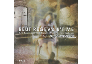 Reut Regev  R* Time, Reut Regev - Exploring The Vibe - (CD)