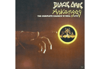 Black Oak Arkansas - Complete Raunch'n Roll Live - (CD)