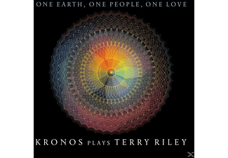 Kronos Quartet - One Earth, One People, One Love [CD]