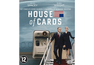 House Of Cards - Seizoen 3 | Blu-ray