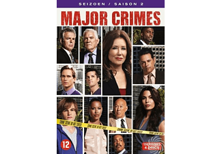 Major Crimes - Seizoen 2 | DVD