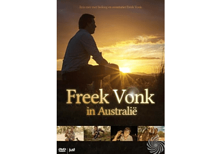 Freek Vonk In Australie | DVD