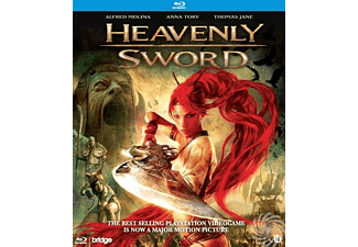 Heavenly Sword | Blu-ray