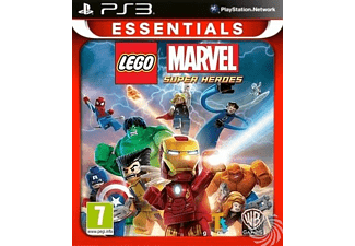 LEGO Marvel Super Heroes (Essentials) | PlayStation 3