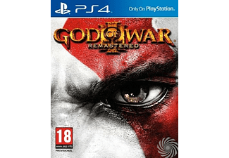 God Of War III (Remastered) | PlayStation 4