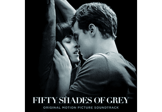 Fifty Shades Of Grey Soundtrack CD  CD