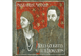 Holly Golightly, The Brokeoffs - Sunday Run Me Over - (Vinyl)
