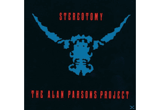 The Alan Parsons Project - STEREOTOMY [CD]