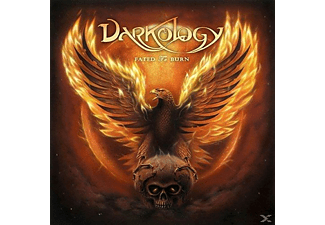 Darkology - Fated To Burn [CD]