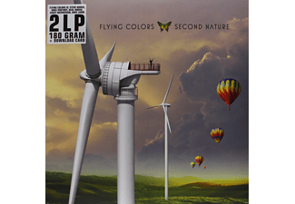 Flying Colors - Second Nature - (LP + Download)