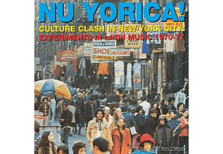 VARIOUS - Nu Yorica!:Culture Clash In New York City 1970-77 [CD]