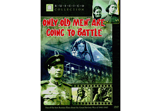 Only Old Men Are Going To Battle - (DVD)