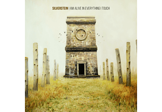 Silverstein - I Am Alive In Everything I Touch - (CD)