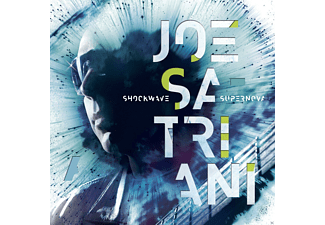 Joe Satriani - Shockwave Supernova [CD]