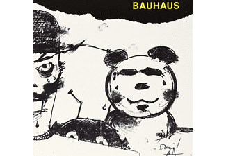 Bauhaus - Mask - (LP + Bonus-CD)