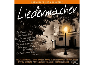 Various - Liedermacher - (CD)