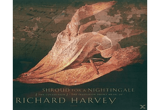 OST/VARIOUS - Shroud For A Nightingale - (CD)