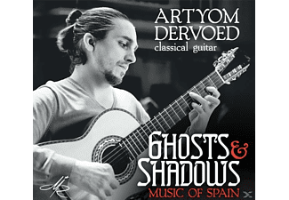 Artyom Dervoed (gtr) - Music Of Spain [CD]