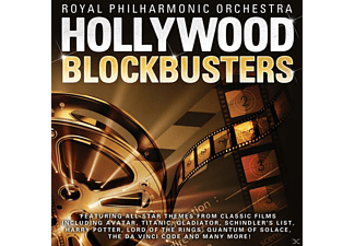 Royal Philharmonic Orchestra - Hollywood Blockbusters - (CD)