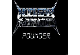Nuclear Assault - Pounder (12'' Ep) - (Vinyl)