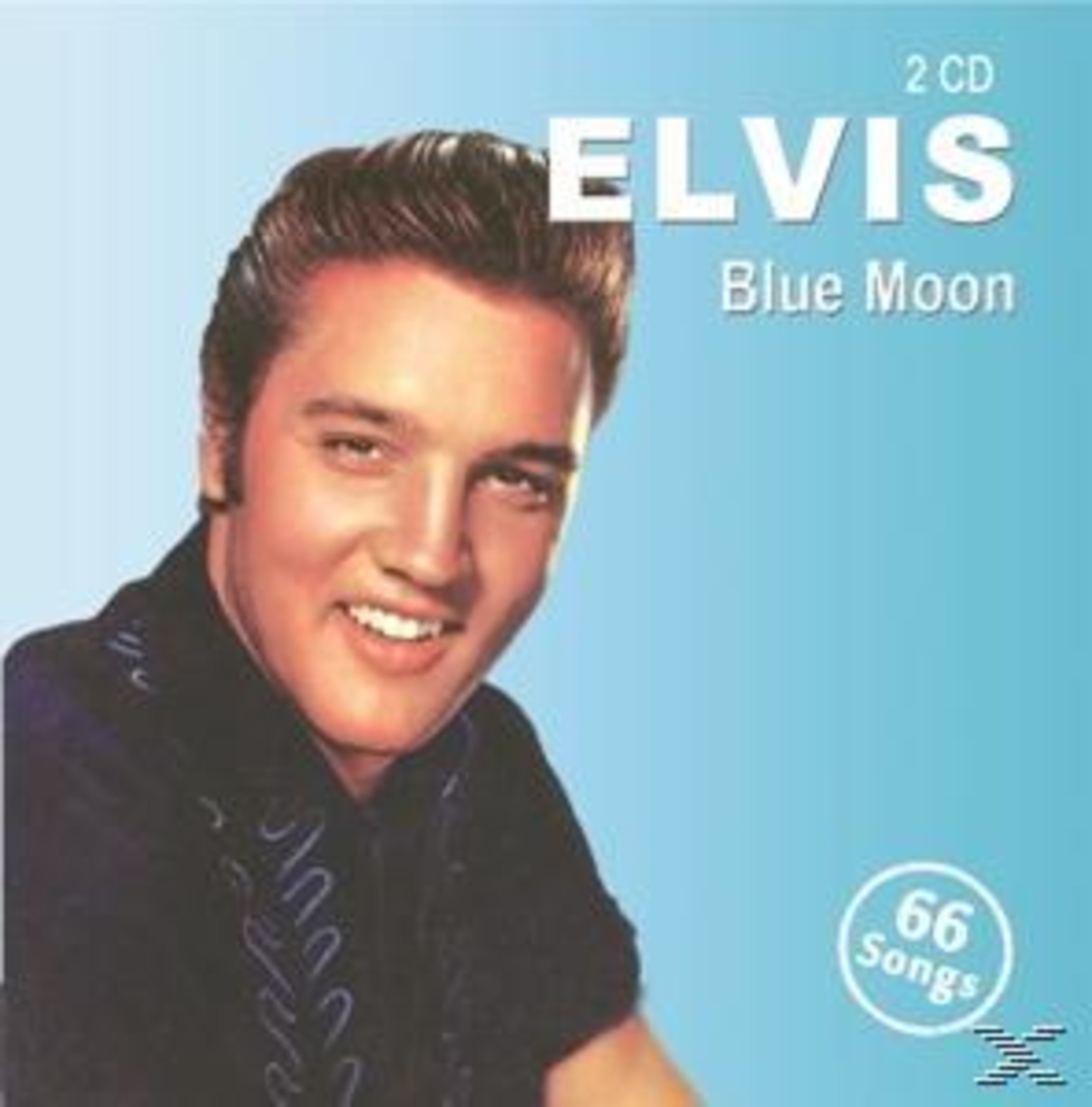 Elvis Presley - Blue Moon - (CD)