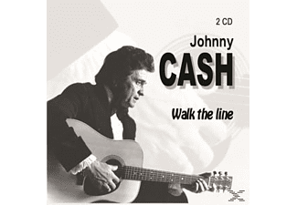 Johnny Cash - Walk The Line [CD]