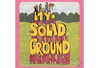 My Solid Ground - My Solid Ground (Schwarz) - (Vinyl)