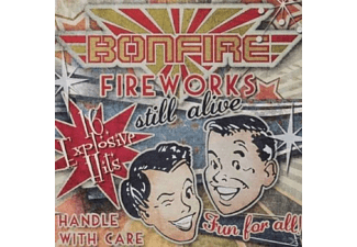 Bonfire - FIREWORKS...STILL ALIVE !!! [CD]