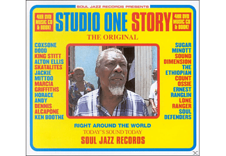 VARIOUS - Studio One Story - (LP + Download)
