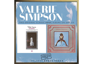 Valerie Simpson - Exposed/Valerie Simpson - (CD)