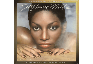 Stephanie Mills - Tantalizingly Hot - (CD)